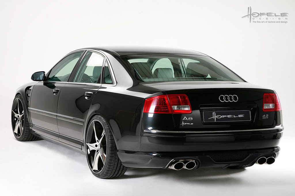 2009 Audi A8 - Information and photos - ZombieDrive