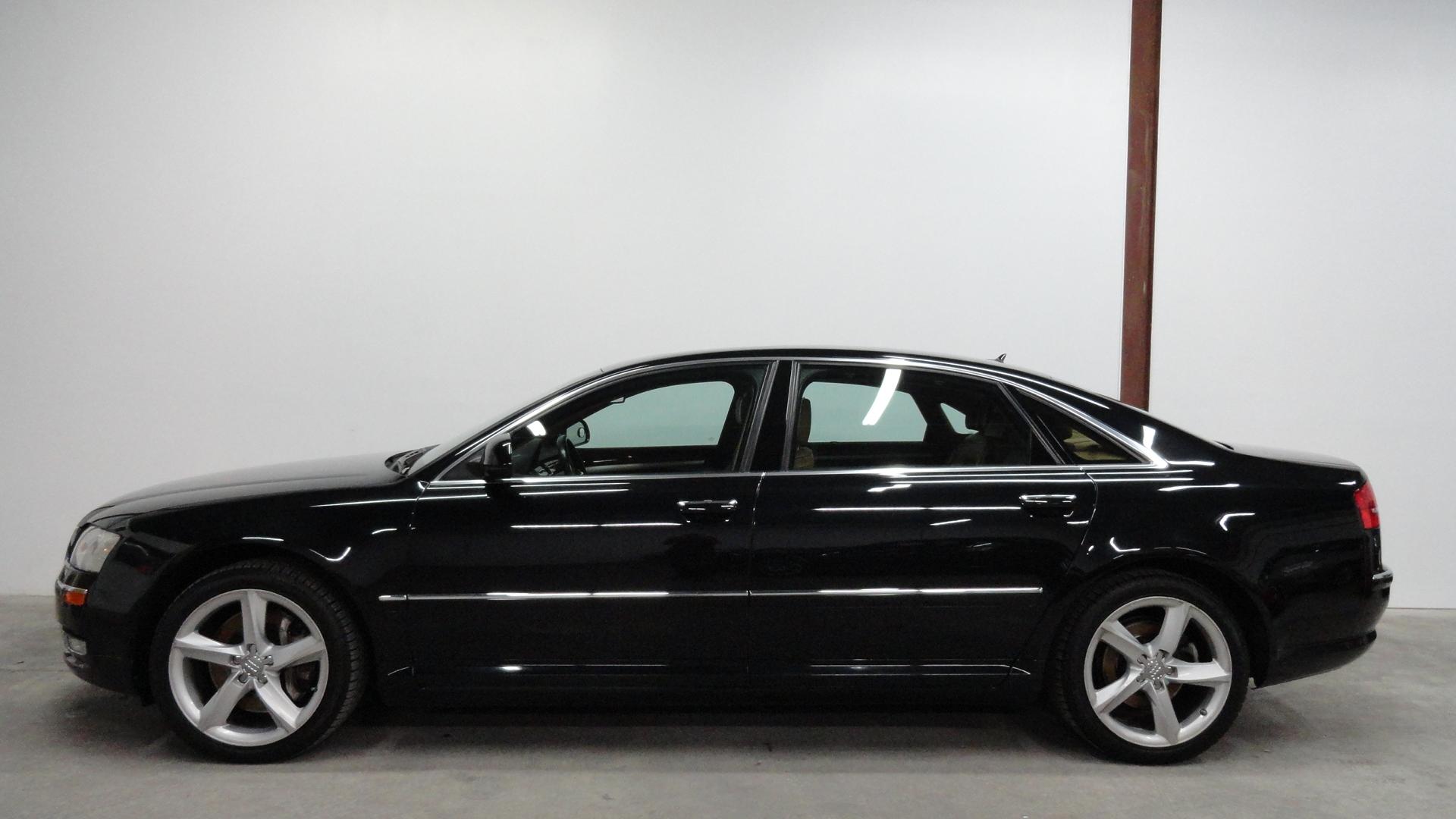 2009 Audi A8 Image 15