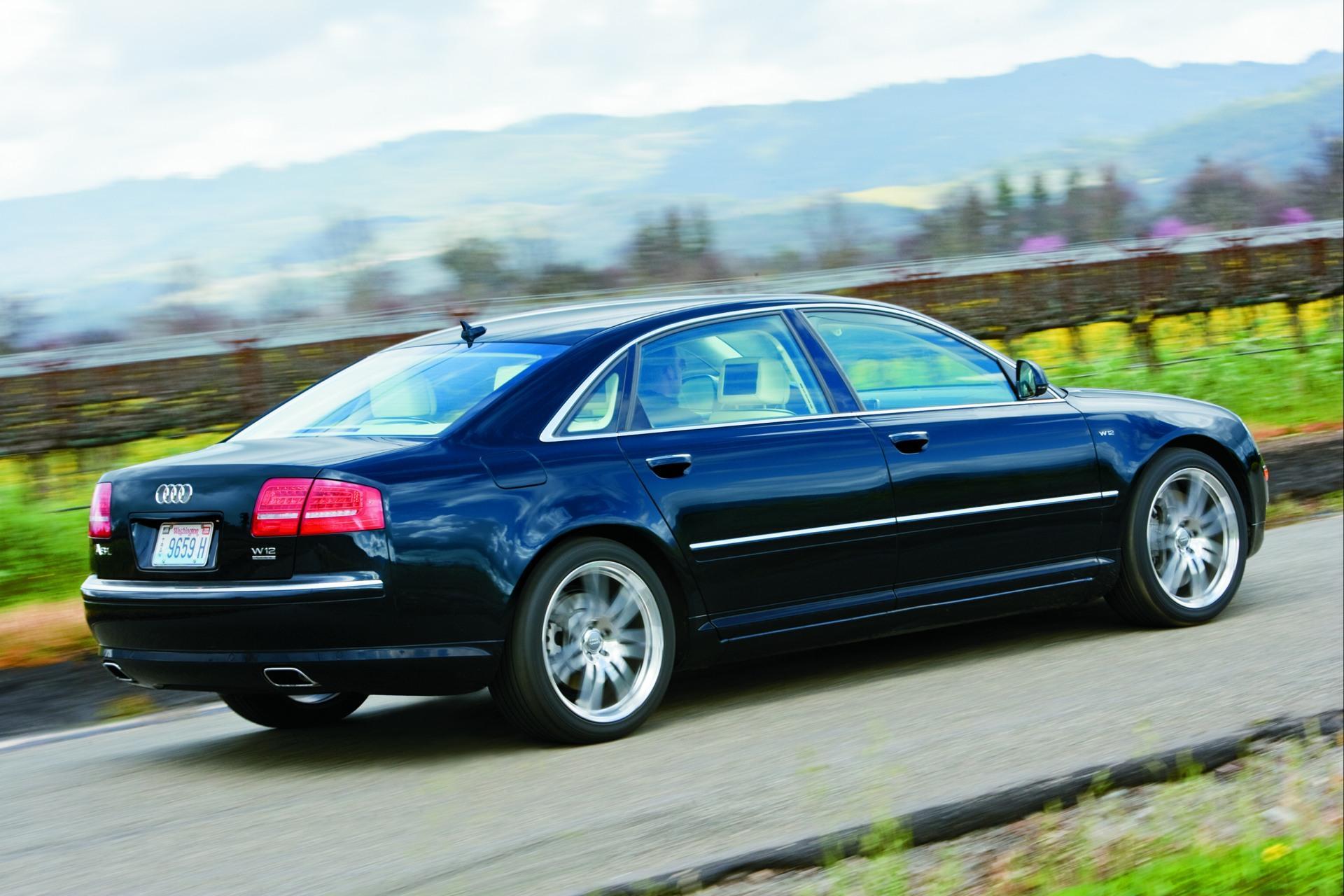 2009 Audi A8 Image 10