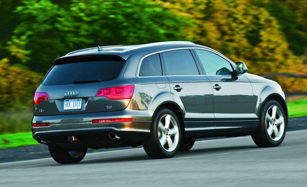 2009 Audi Q7 Image 2