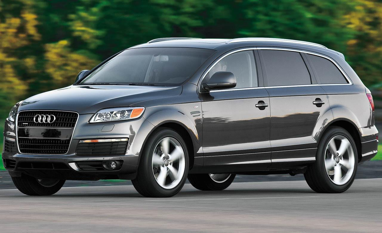 2009 audi q7 information and photos zombiedrive. Black Bedroom Furniture Sets. Home Design Ideas