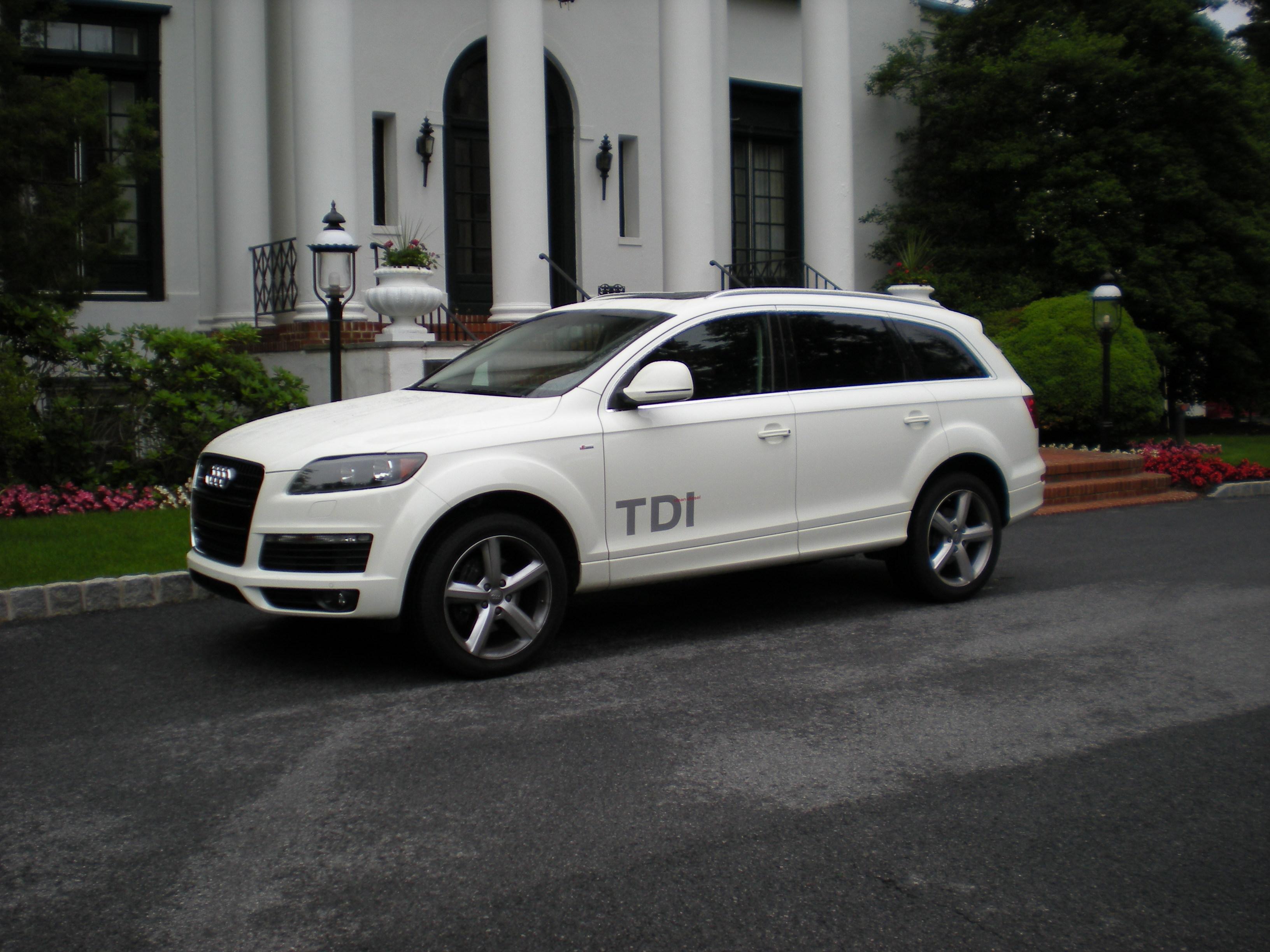 2009 Audi Q7 Image 4