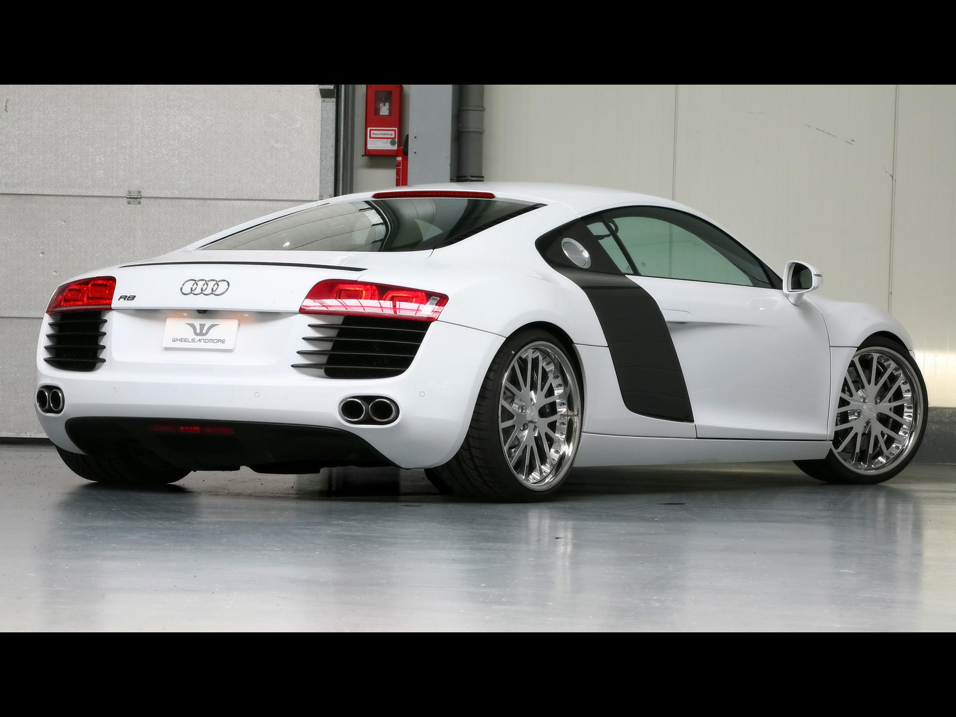 2009 Audi R8 Image 11