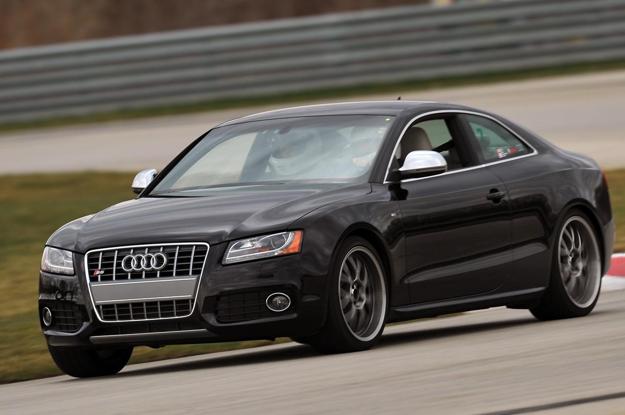 2009 Audi S5 Image 10
