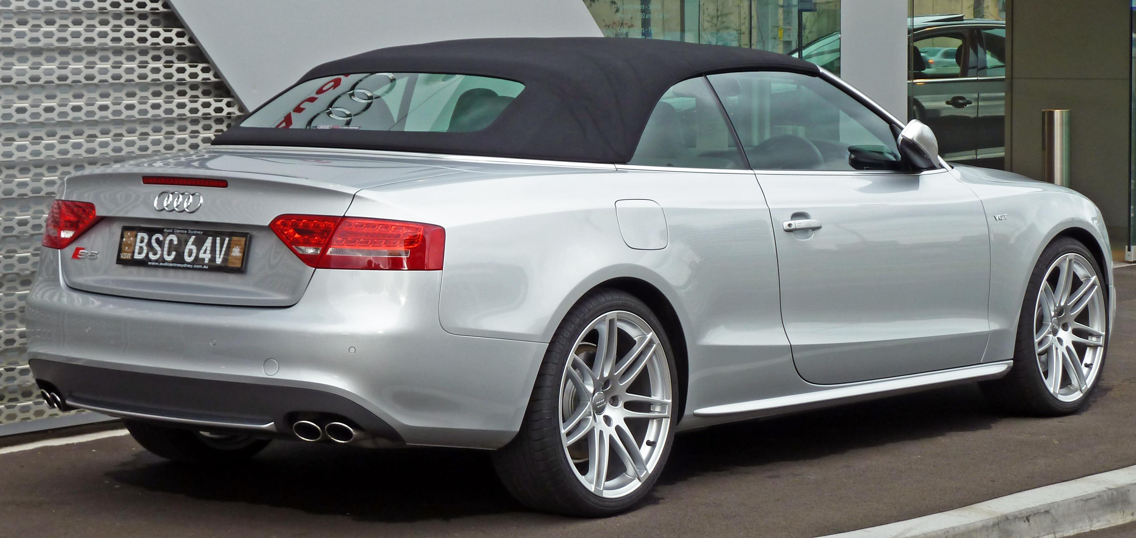 2009 Audi S5 Image 15