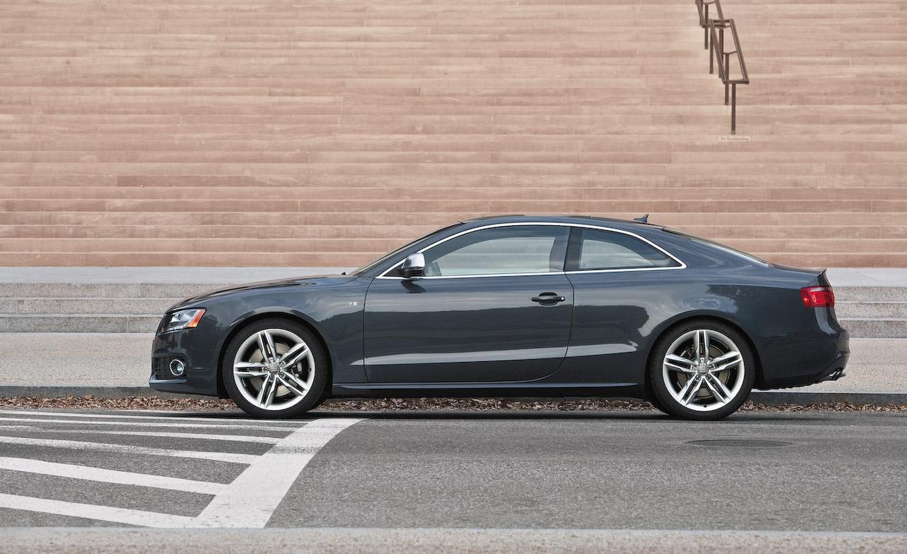 2009 Audi S5 Image 17