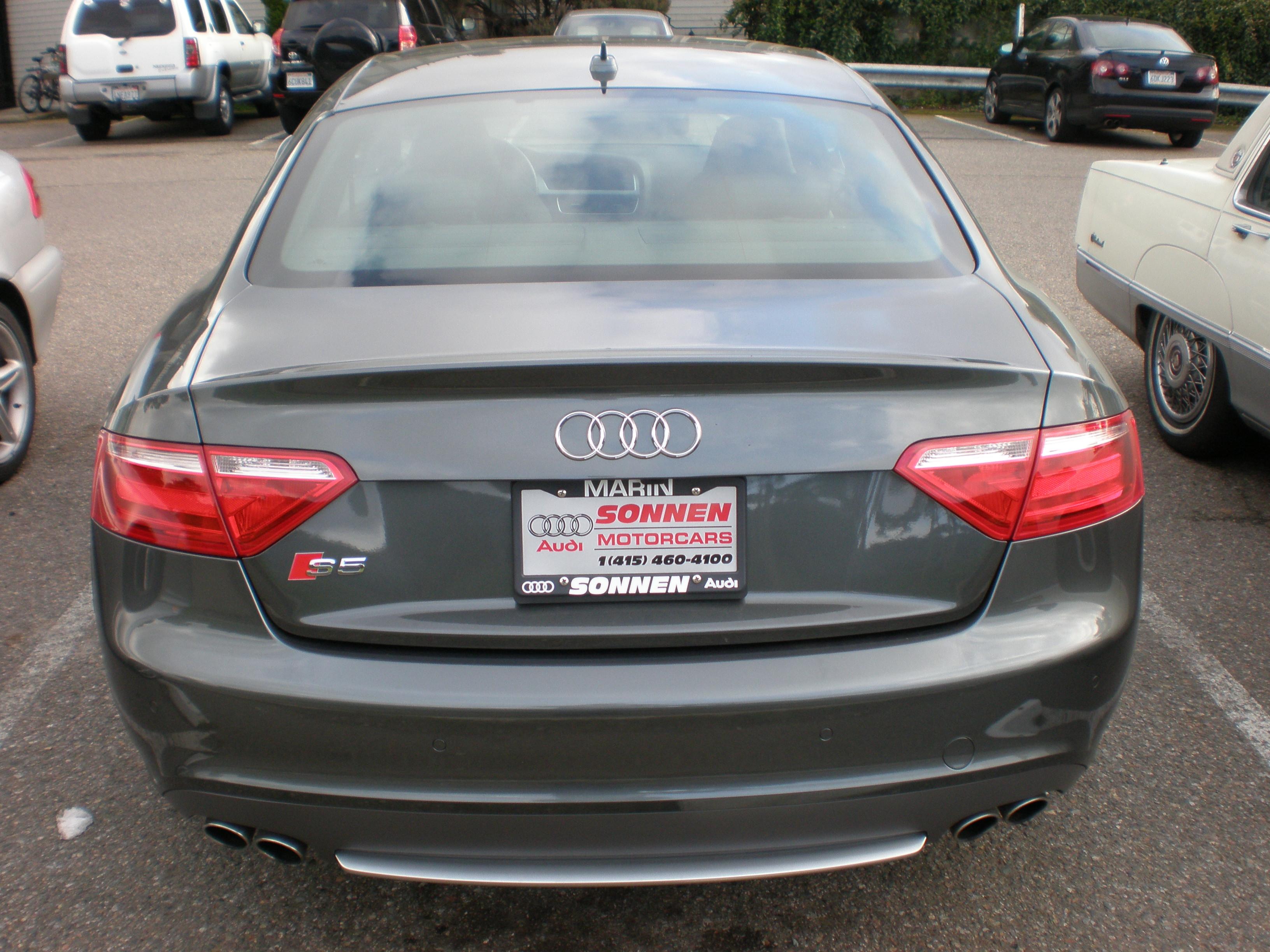 2009 Audi S5 Image 13
