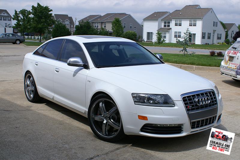 2009 Audi S6 Image 17