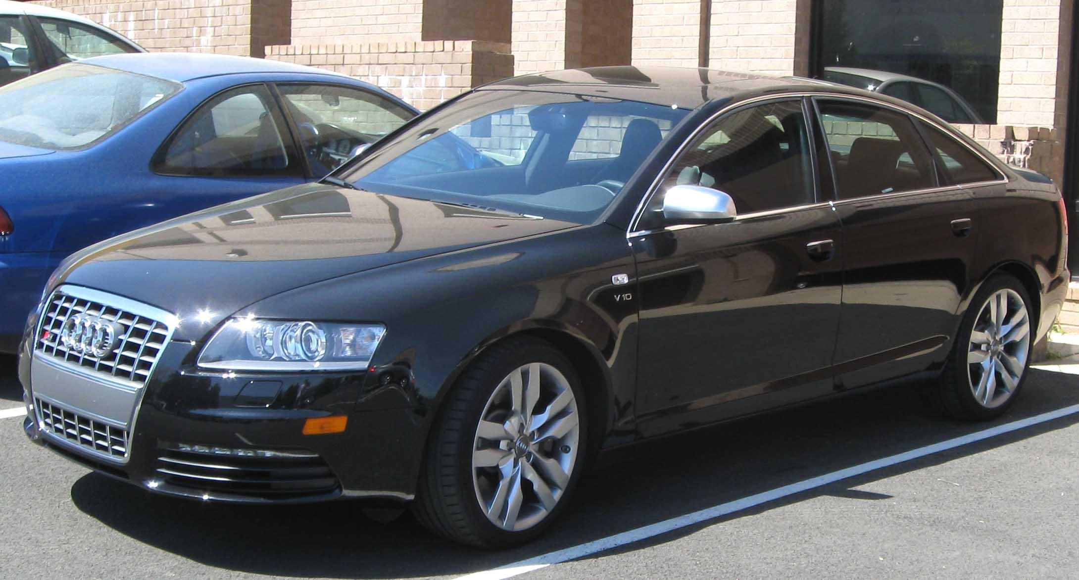 2009 Audi S6 Image 14