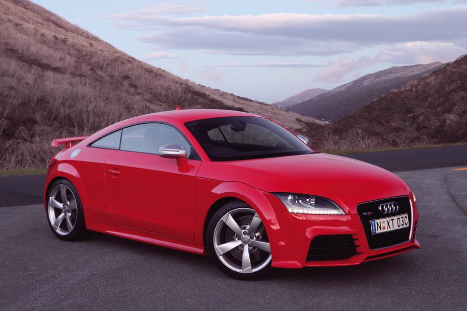 2009 Audi Tts Image 12