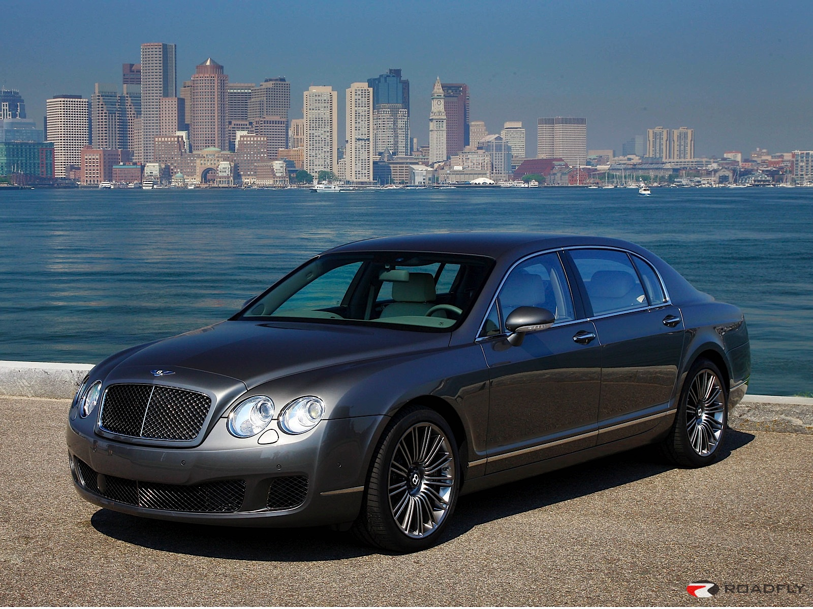 Bentley Continental Flying Spur Speed #12