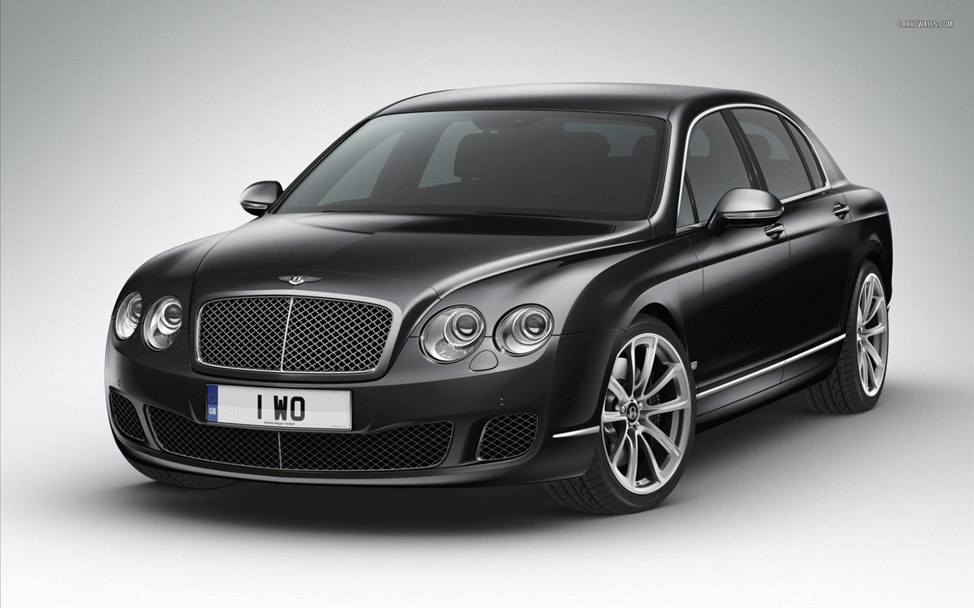Bentley Continental Flying Spur Speed #10