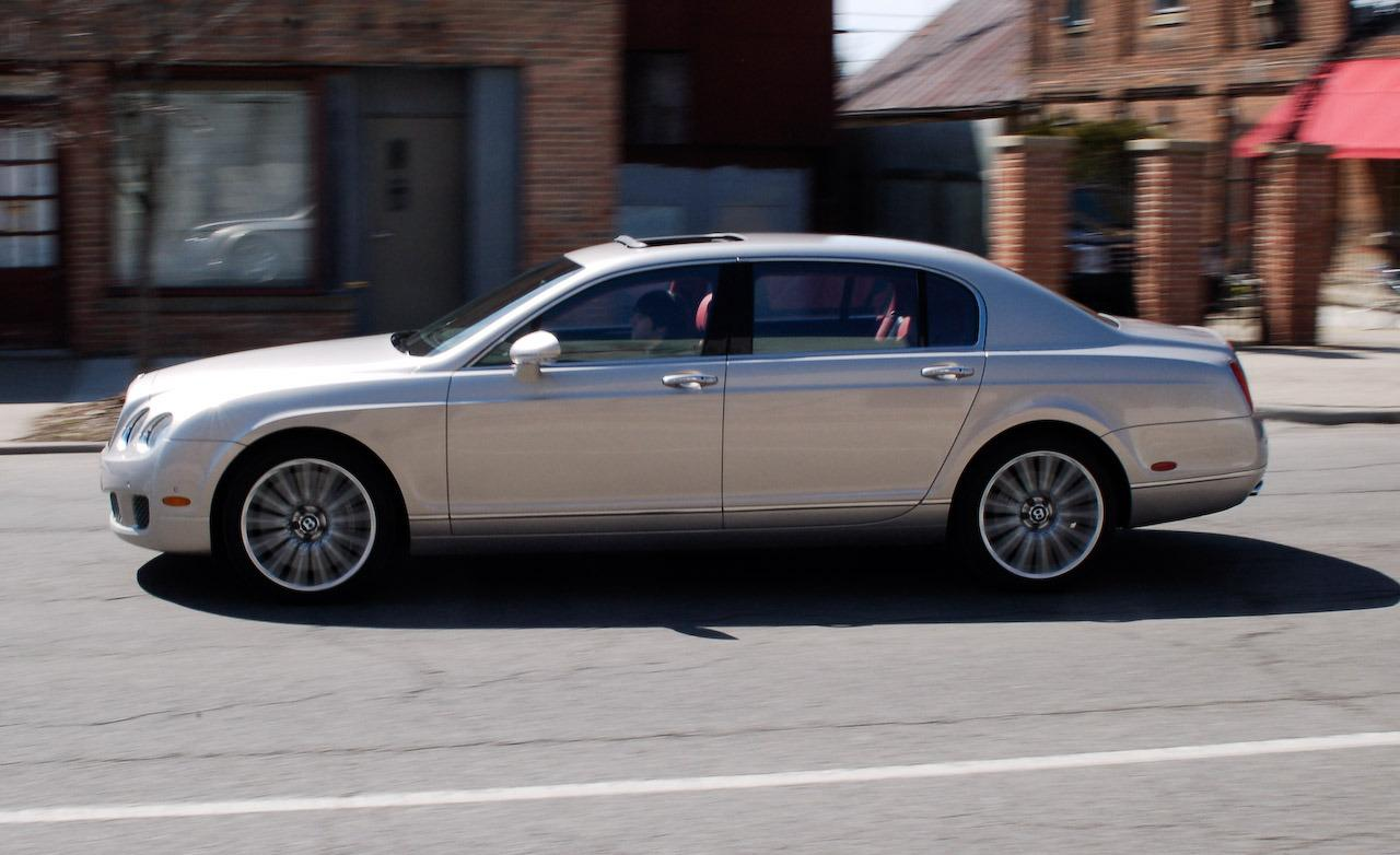 2009 Bentley Continental Flying Spur Speed Image 16