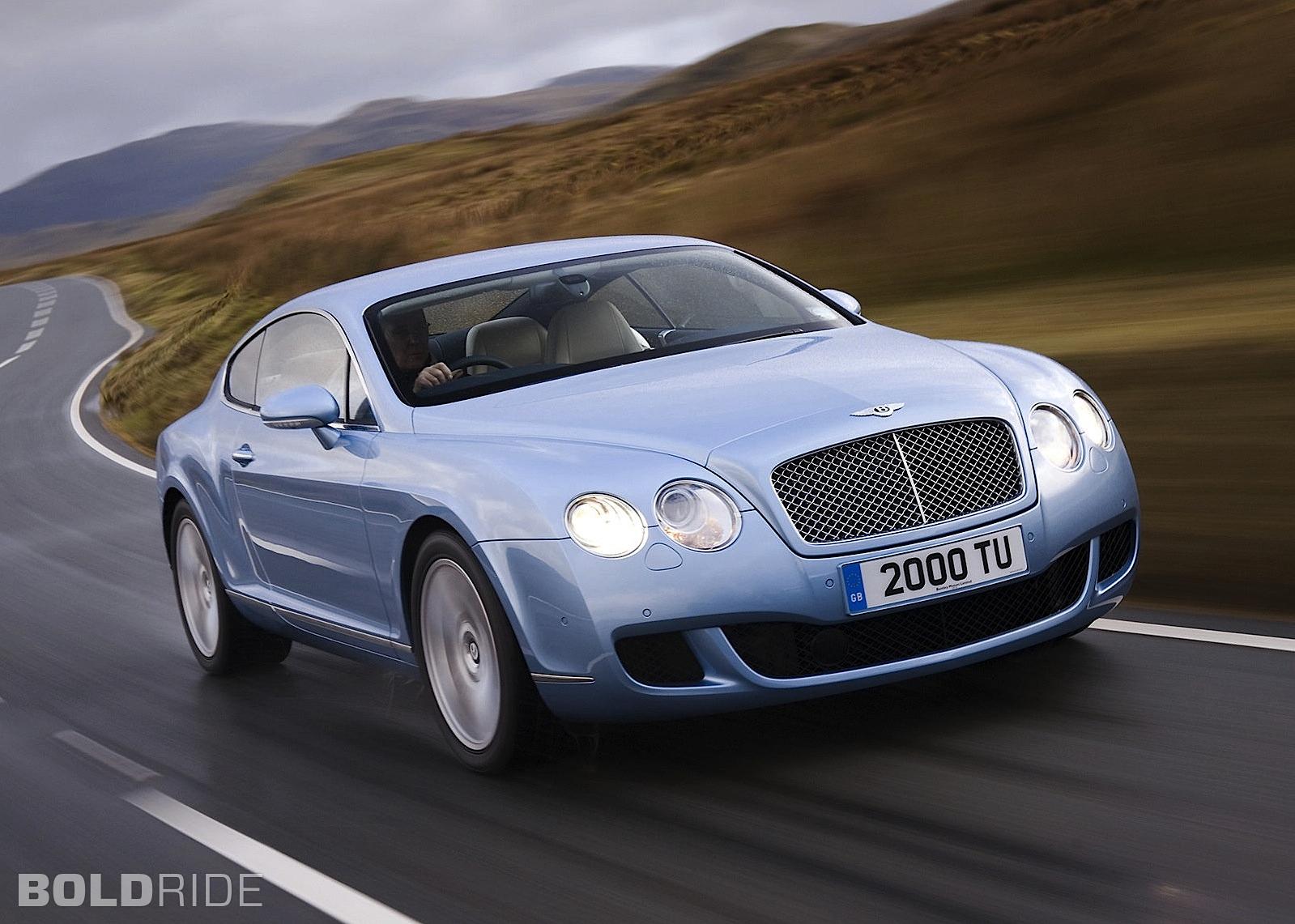 2009 Bentley Continental Gt Image 7