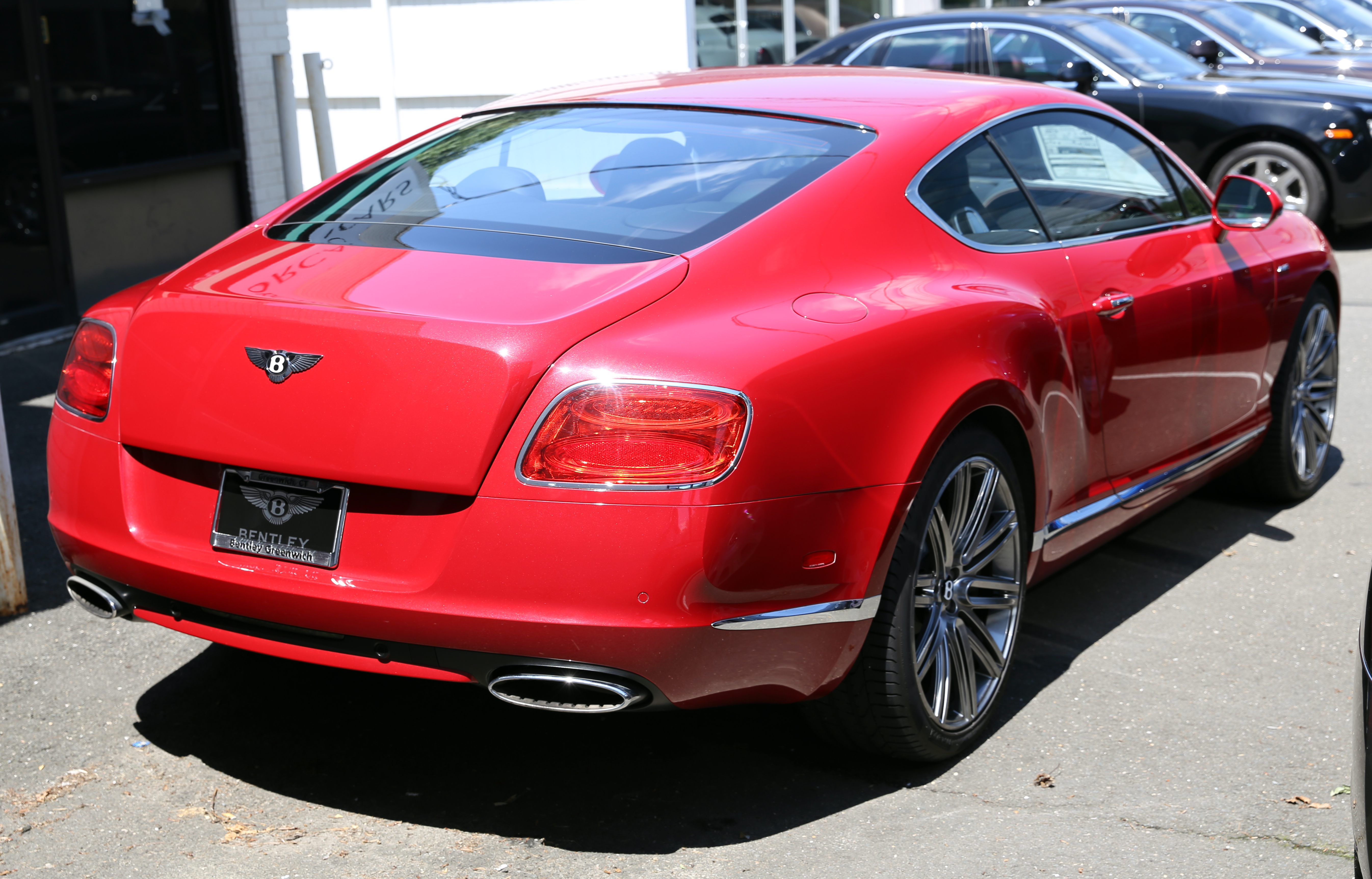 2009 bentley continental gt speed information and photos bentley continental gt speed 10 vanachro Image collections