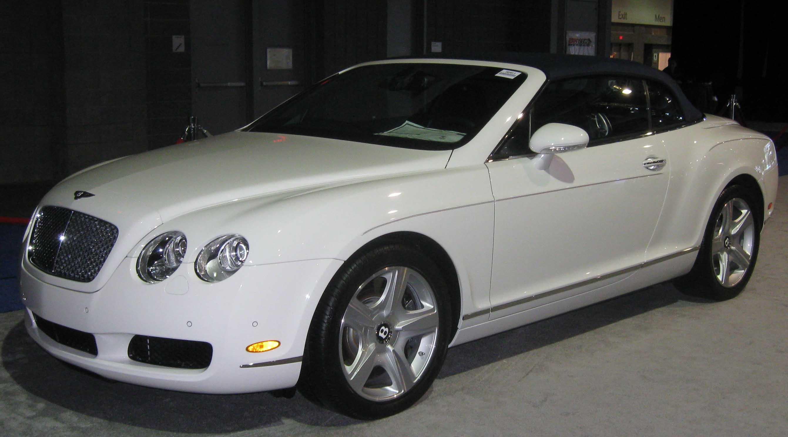 2009 Bentley Continental Gtc Image 2