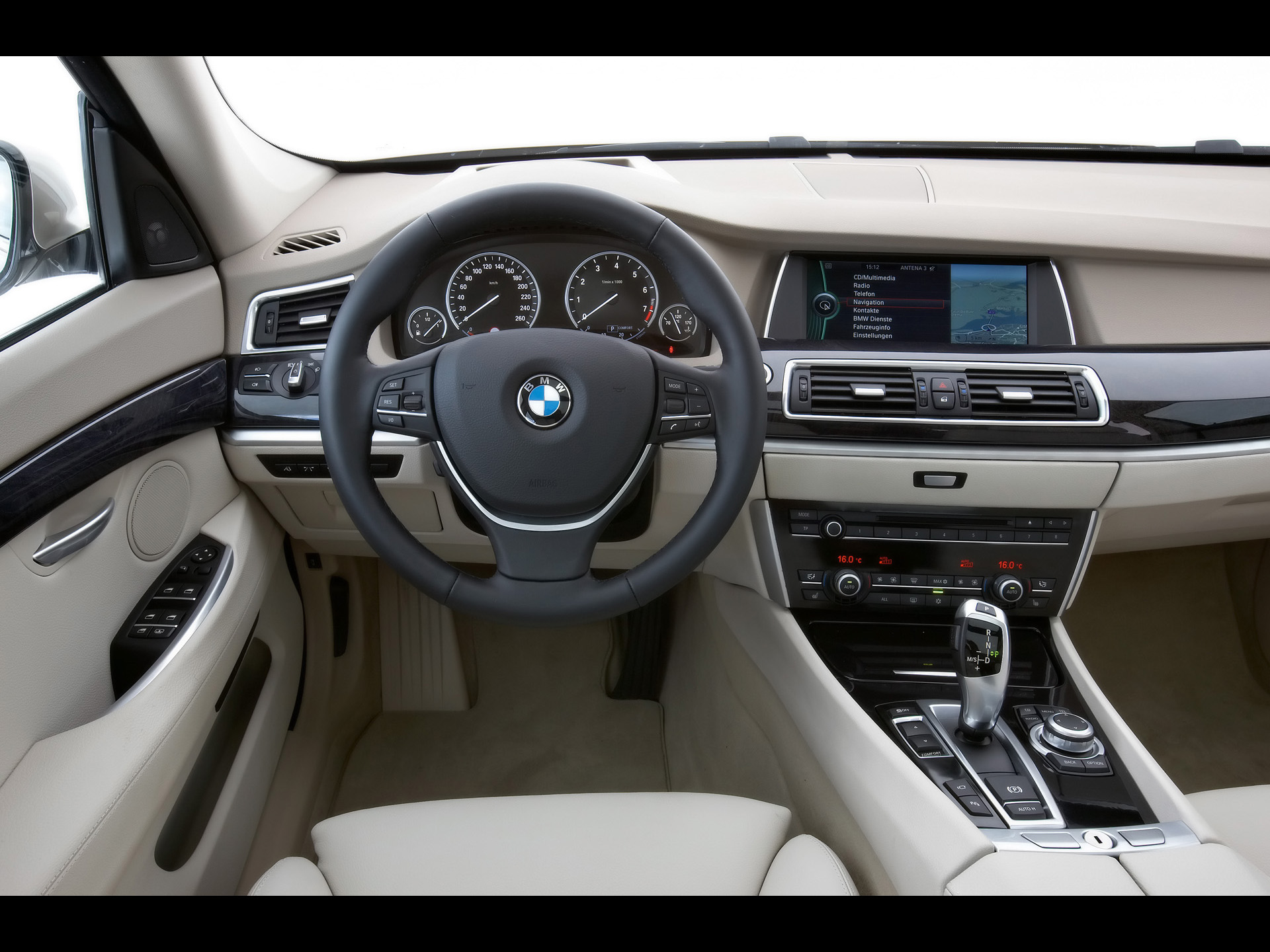 2009 bmw 5 series information and photos zombiedrive