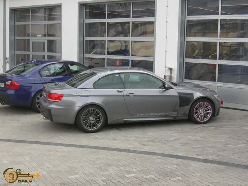 2009 BMW M3  Information and photos  ZombieDrive