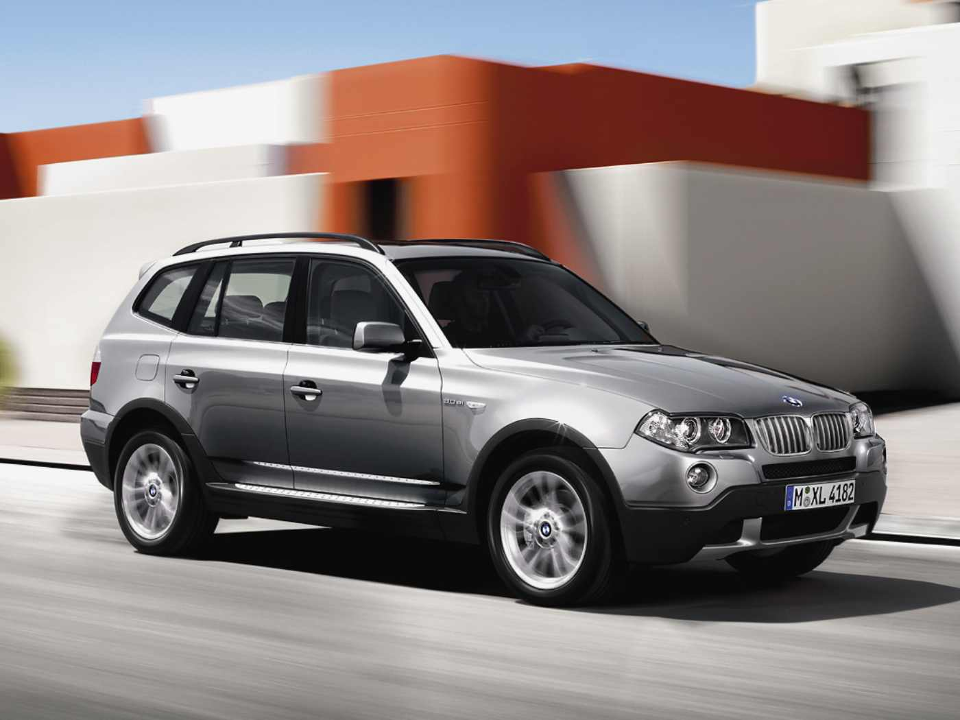 2009 Bmw X3 Information And Photos Zombiedrive border=