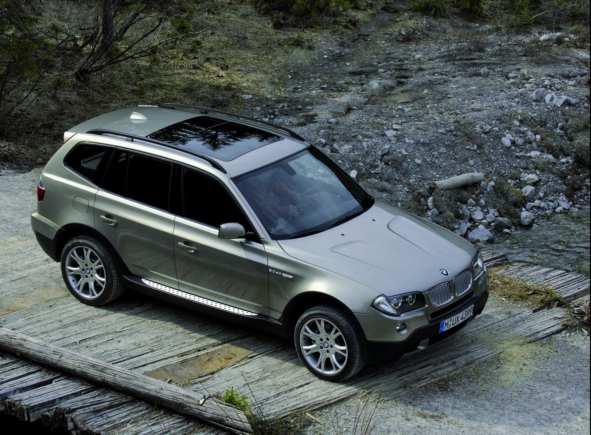 2009 BMW X3 9