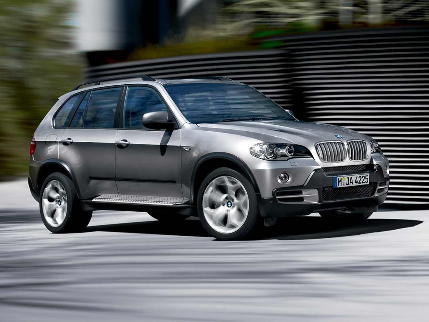 2009 bmw x5 - information and photos - zombiedrive