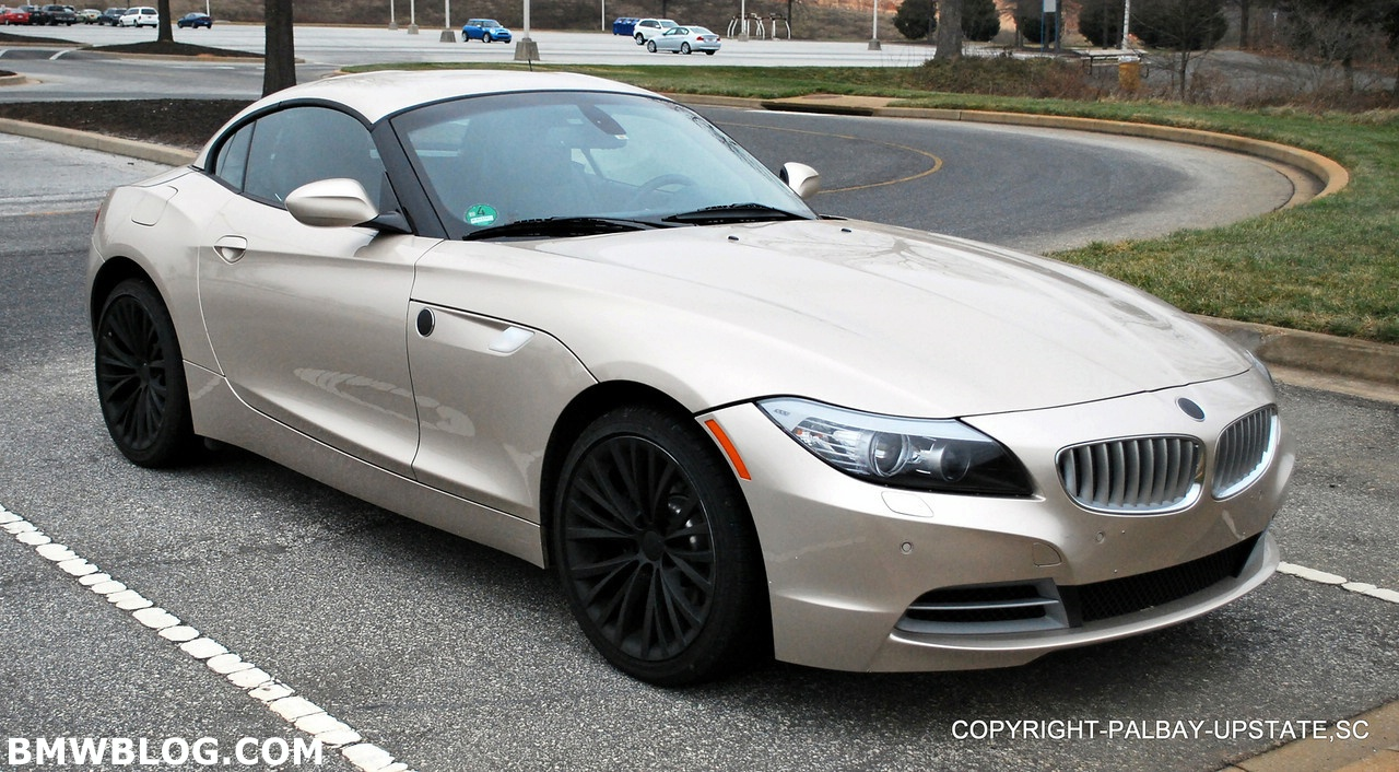 2009 bmw z4 - information and photos - zombiedrive