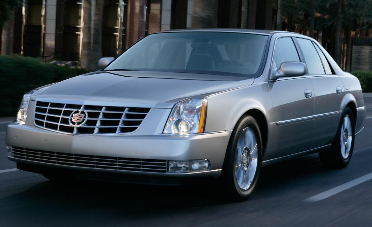 2009 Cadillac Dts Image 16