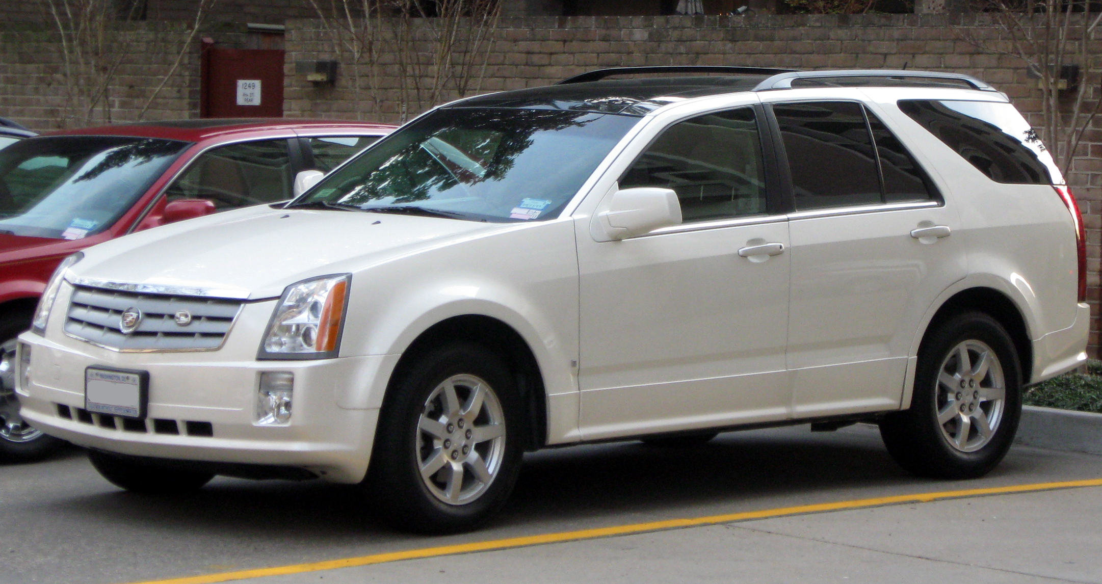 2009 Cadillac Srx Information And Photos Zombiedrive Largest Engine 15