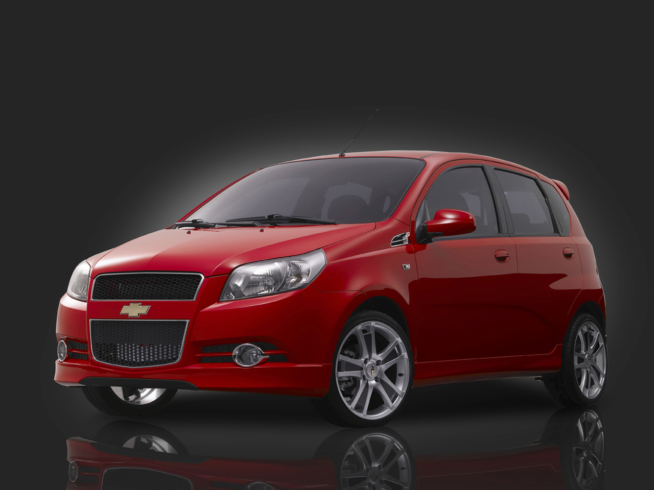 2009 chevrolet aveo information and photos zombiedrive. Black Bedroom Furniture Sets. Home Design Ideas
