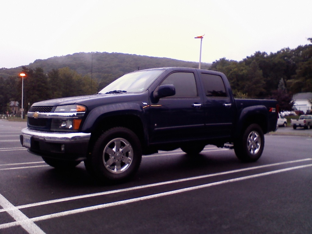 Chevrolet Colorado #14