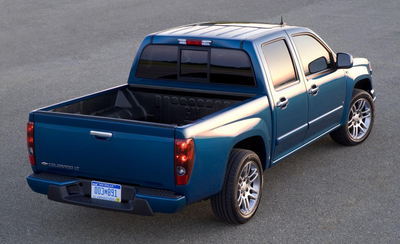 Chevrolet Colorado #18