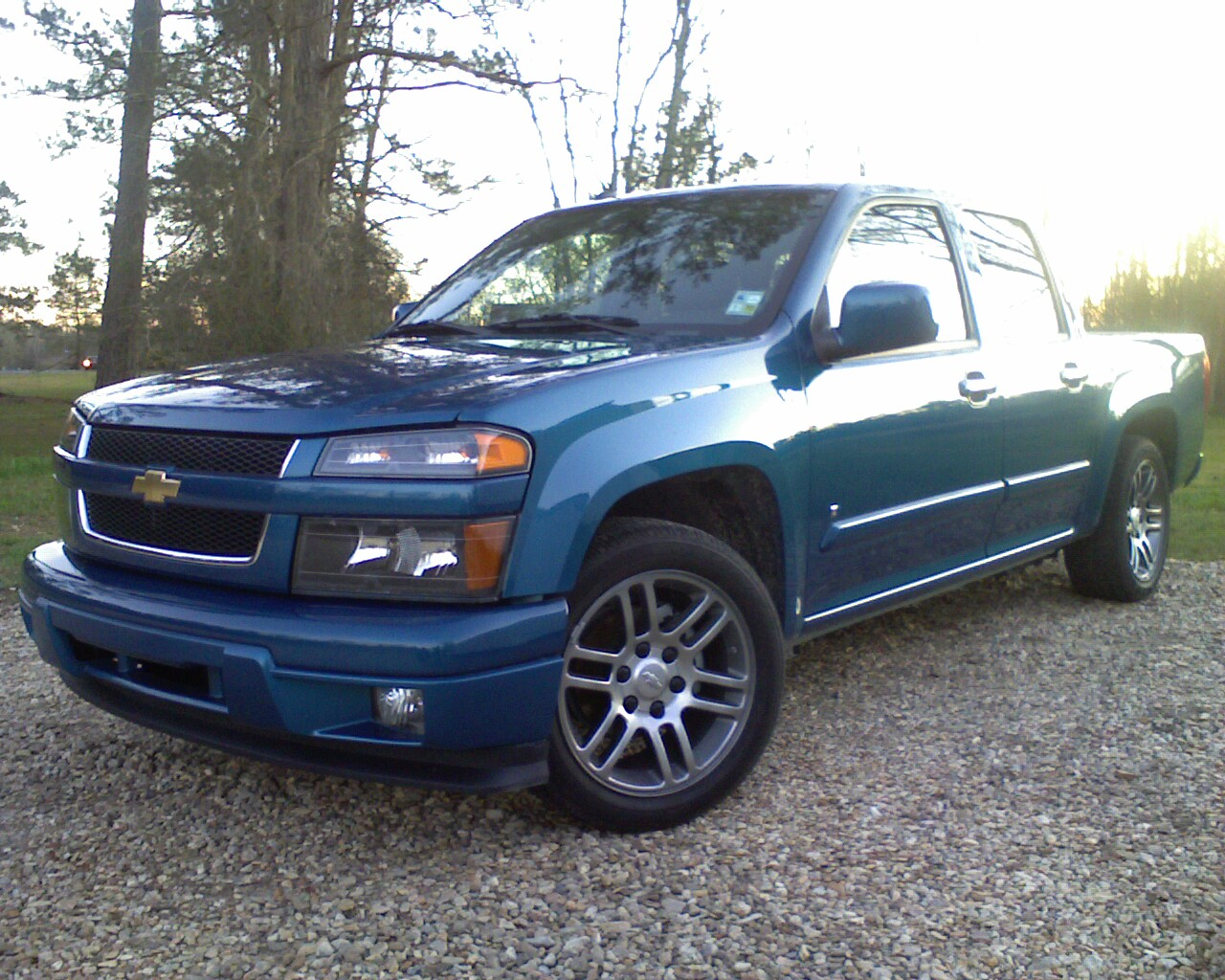 Chevrolet Colorado #19