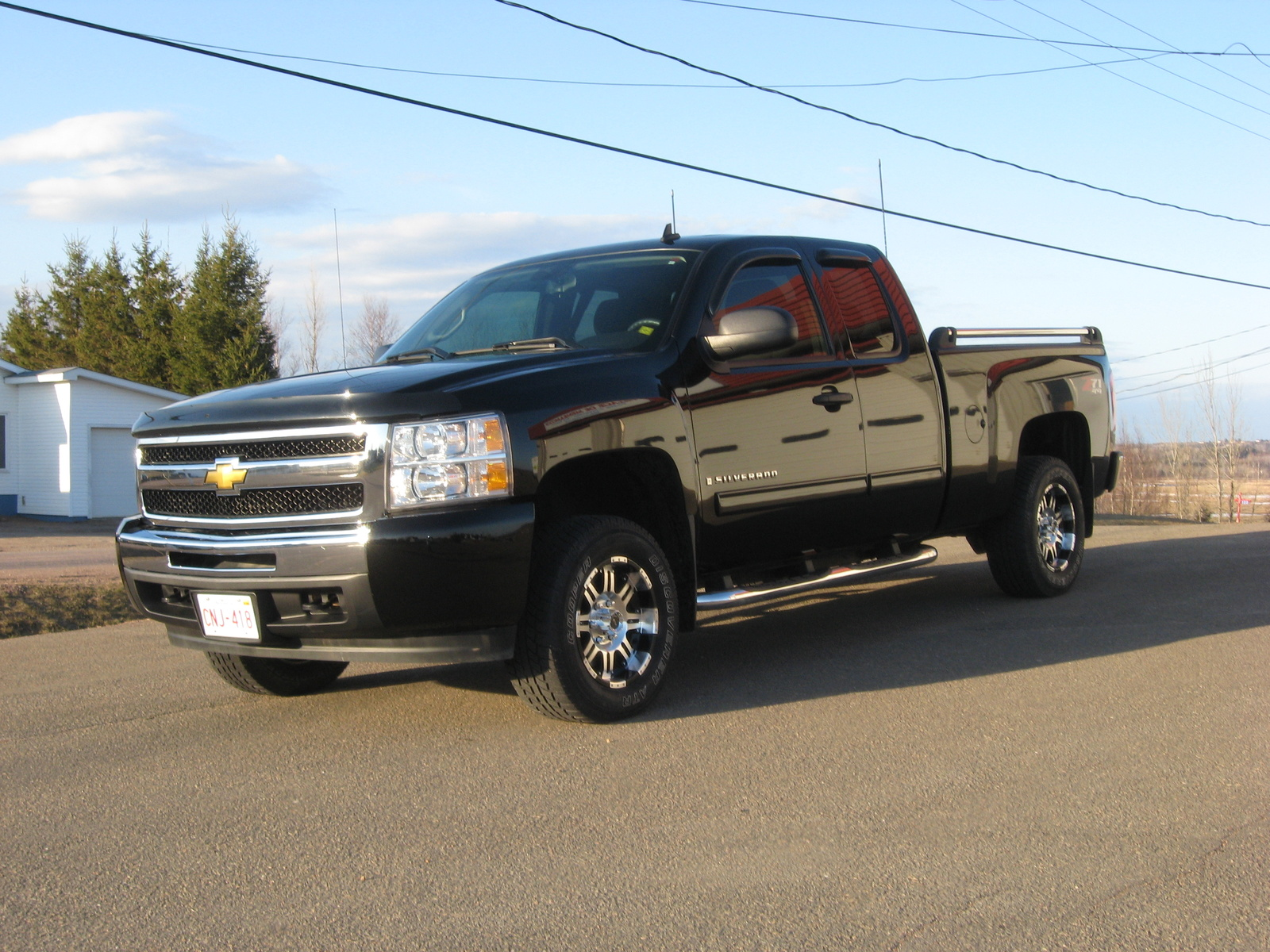 2007 2013 chevy silverado 1500 4x4 4 inch suspension autos post. Black Bedroom Furniture Sets. Home Design Ideas