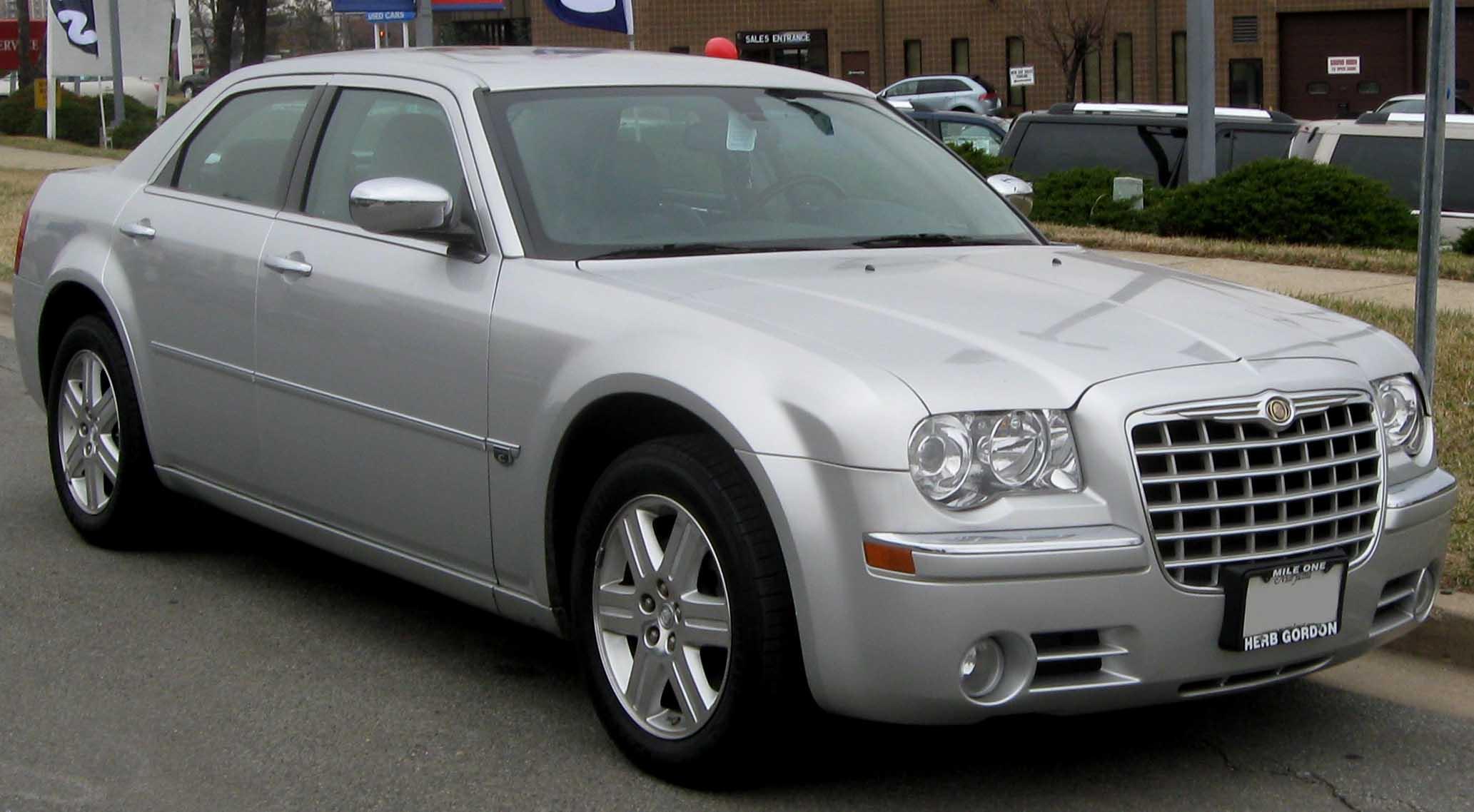Chrysler >> 2009 CHRYSLER 300 - Image #18
