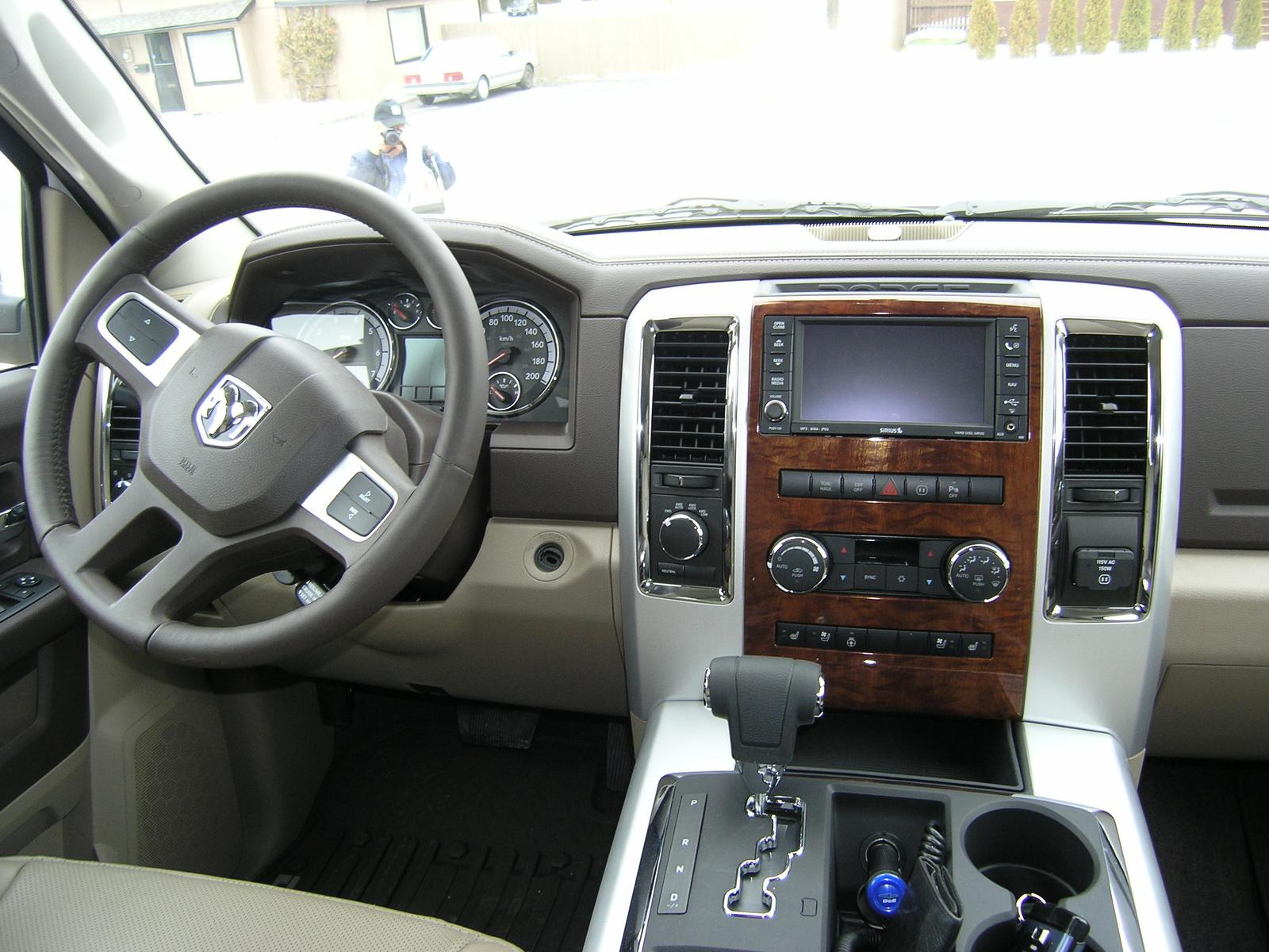 2006 Dodge Ram 1500 Interior