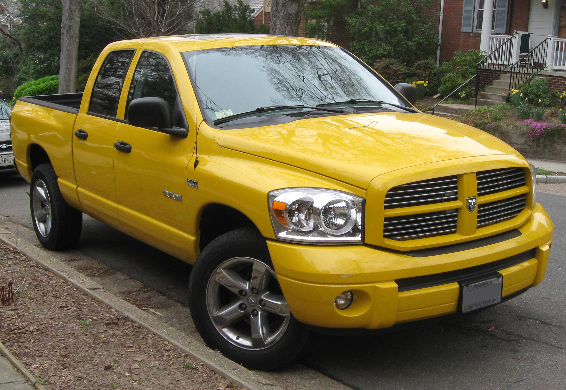dodge ram pickup 1500 14