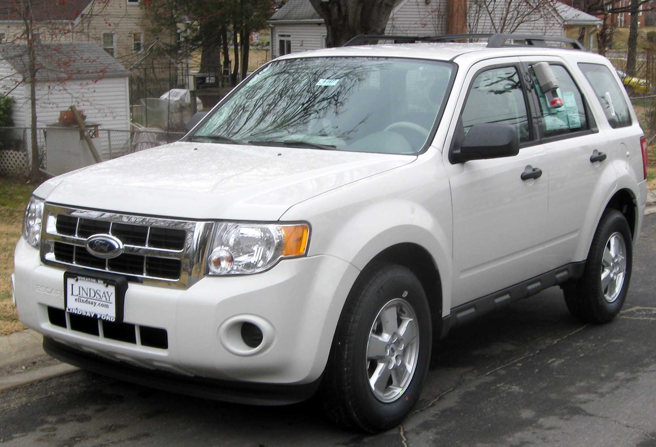 Ford Escape #6