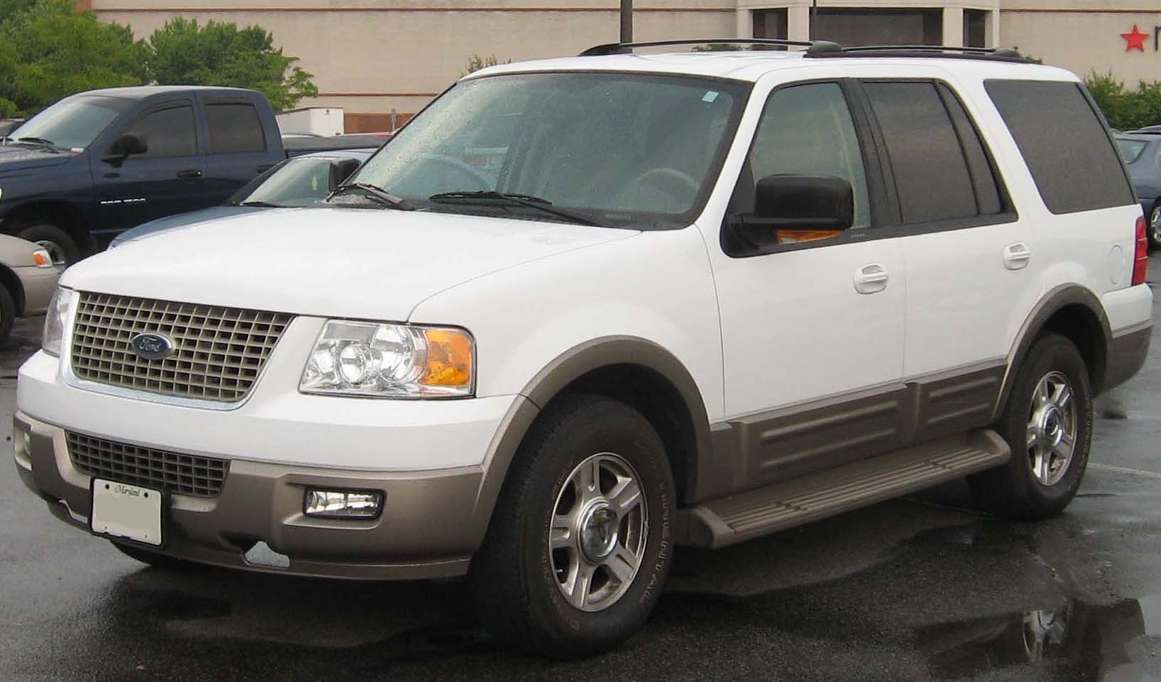 Ford Expedition #2