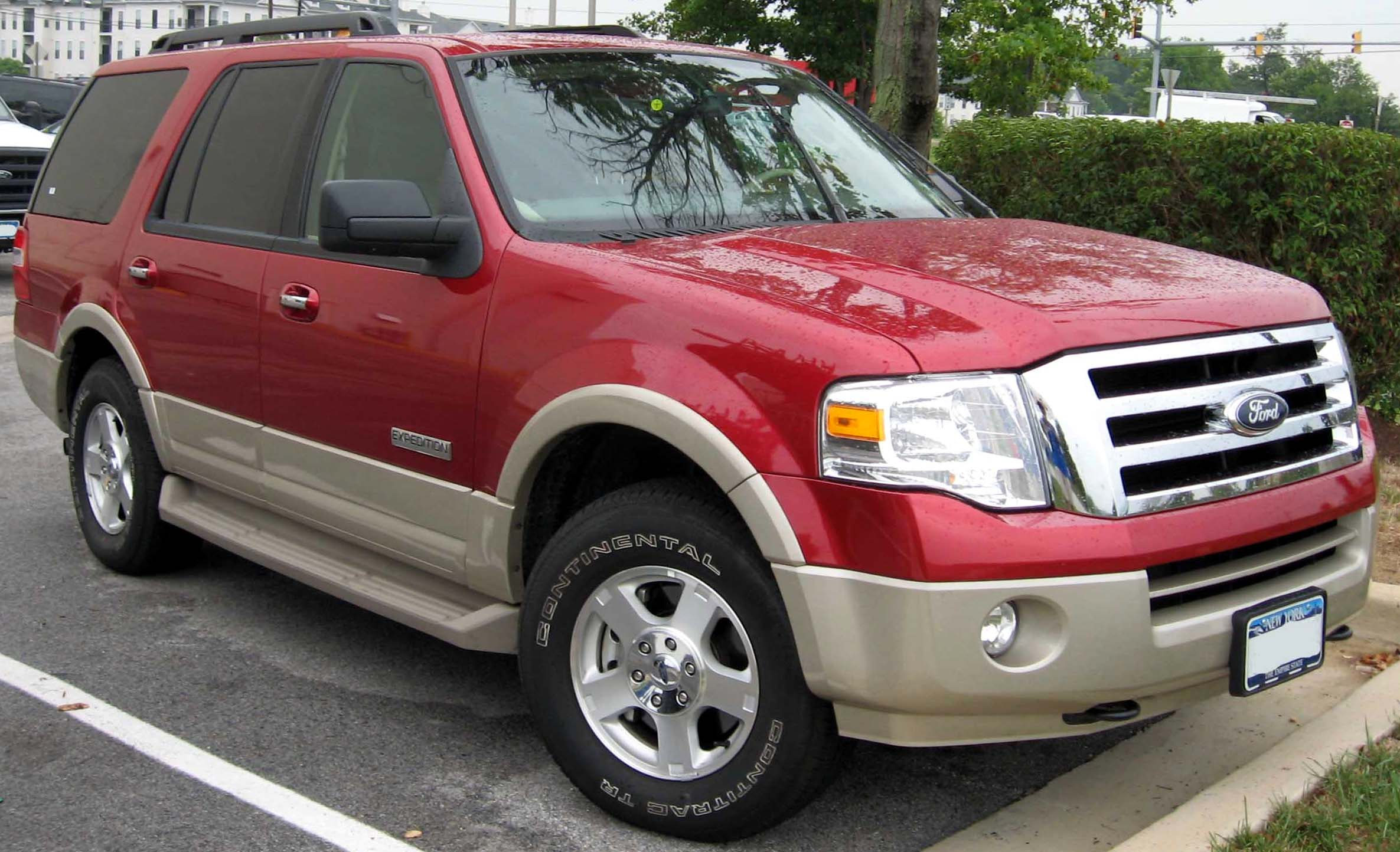 Ford Expedition EL #8