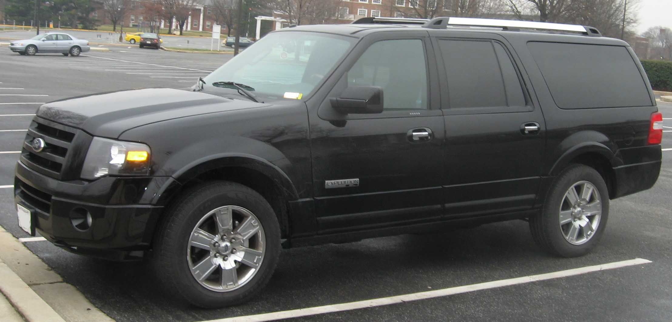 Ford Expedition EL #9