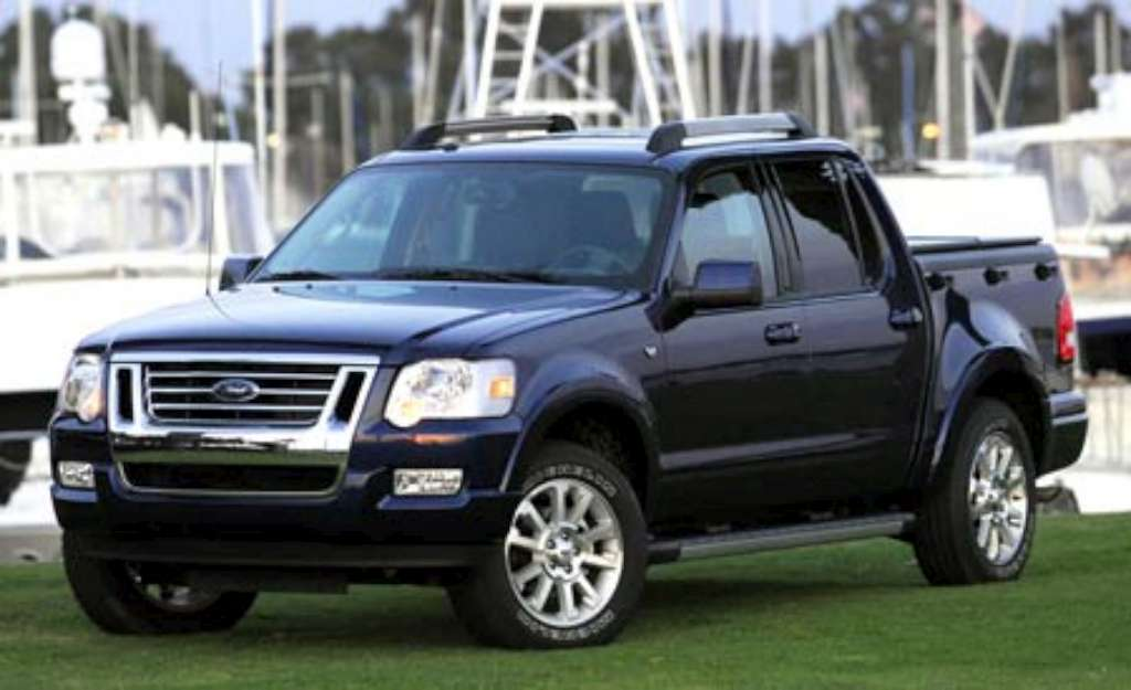 Ford Explorer Sport Trac #15
