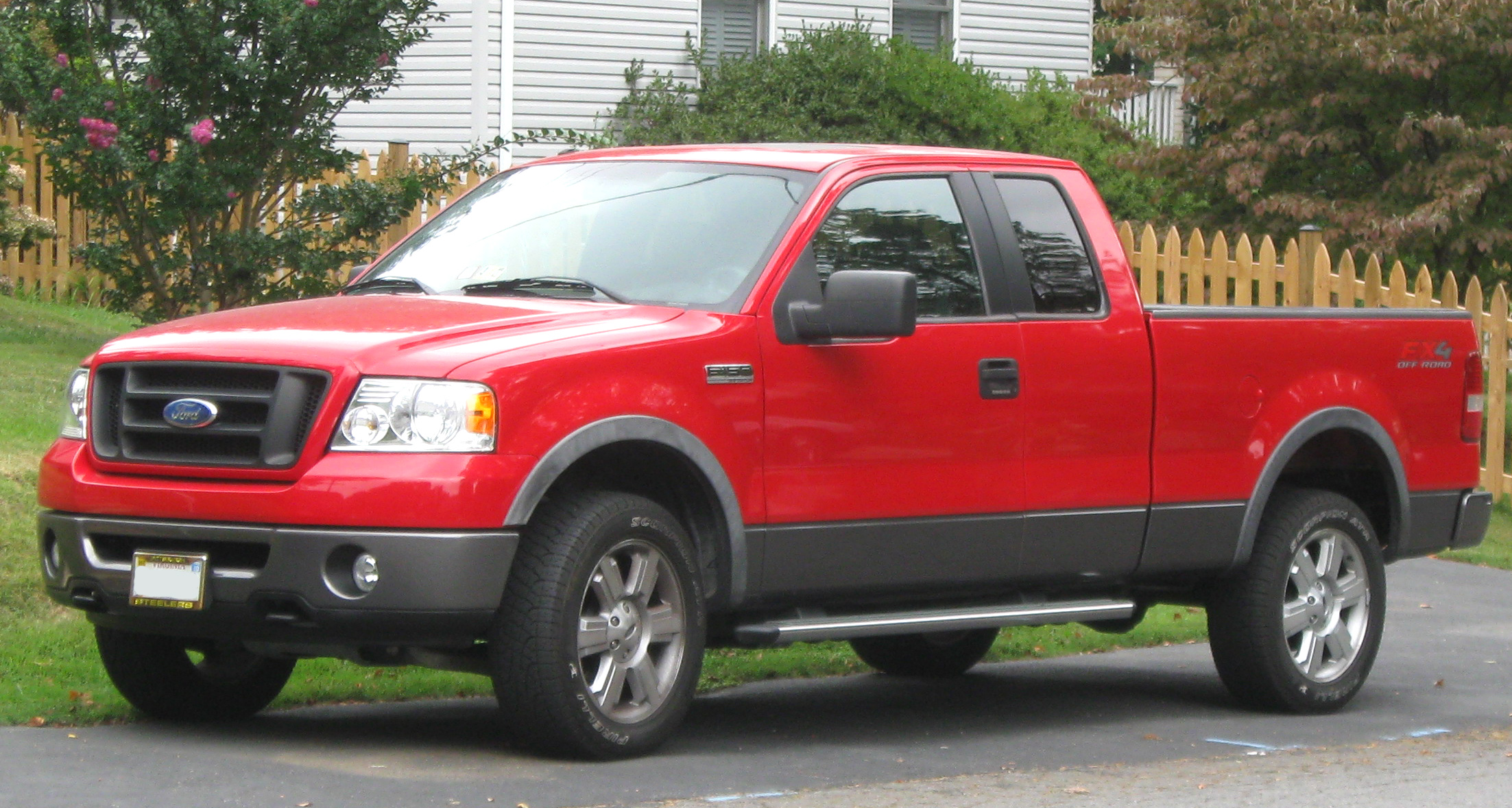 2009 ford f 150 image 1. Black Bedroom Furniture Sets. Home Design Ideas