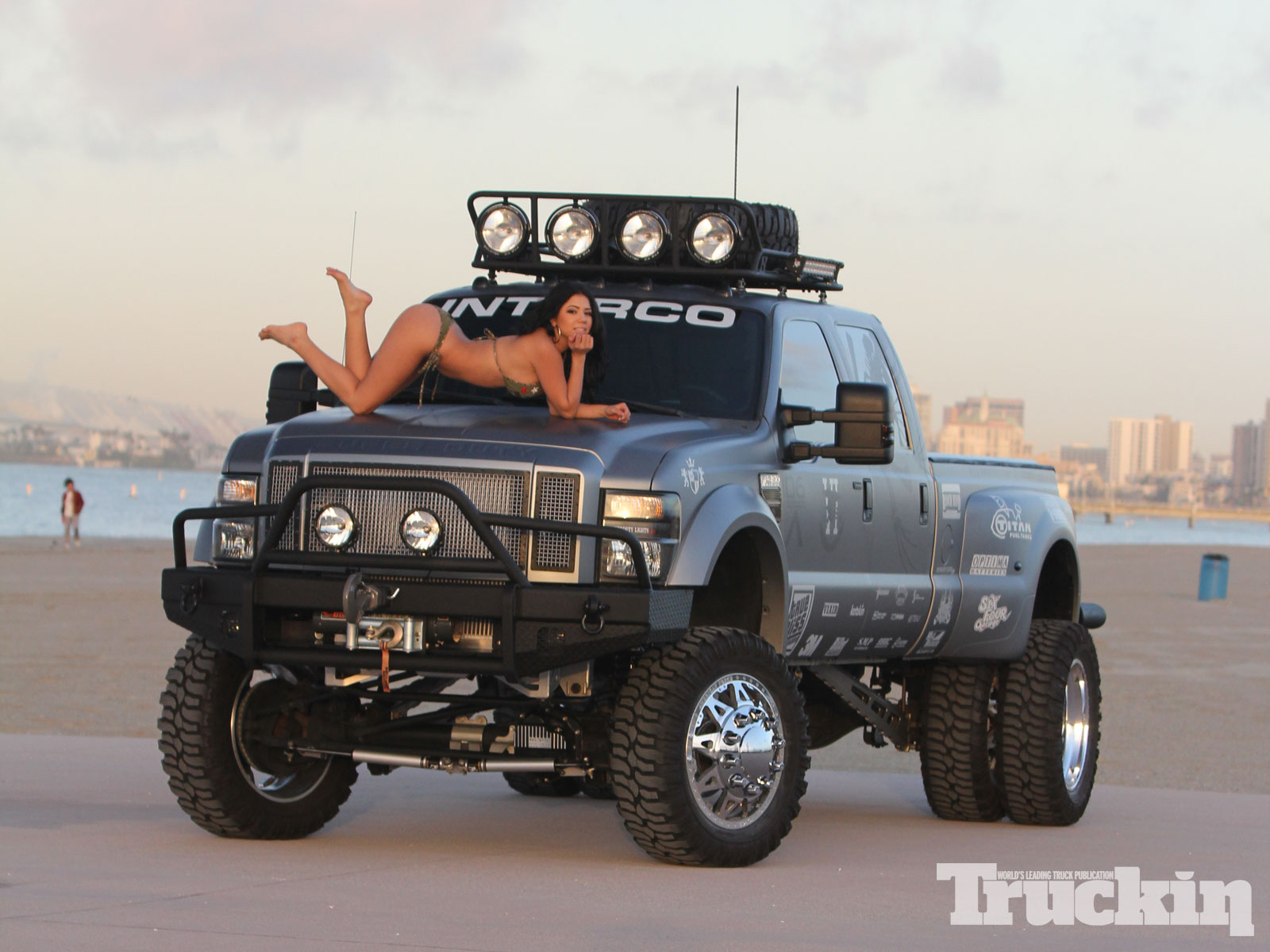 Ford F-450 Super Duty #12