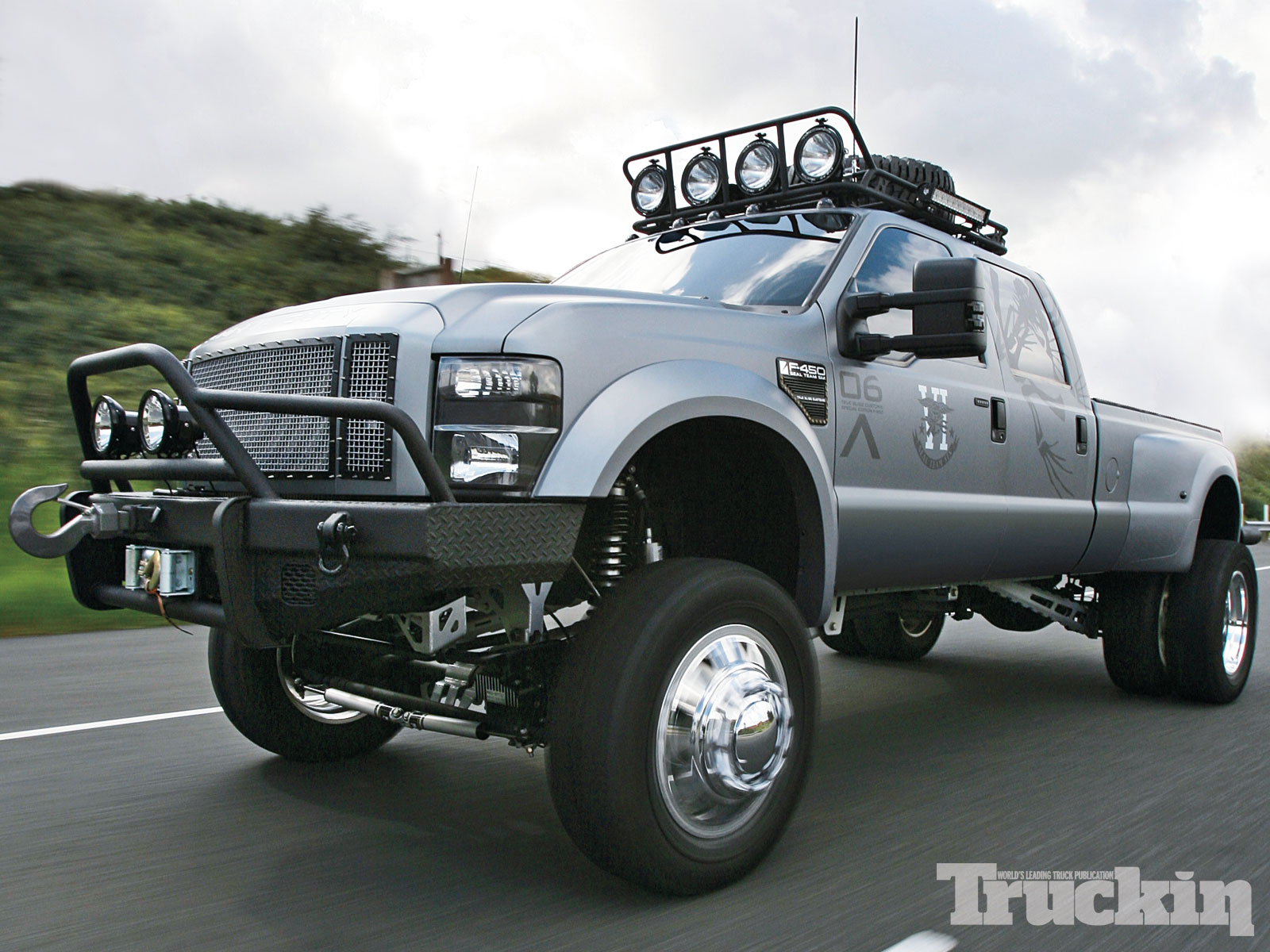 Ford F-450 Super Duty #10