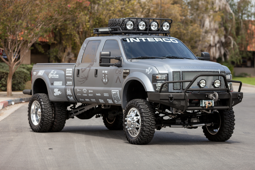 Ford F-450 Super Duty #14
