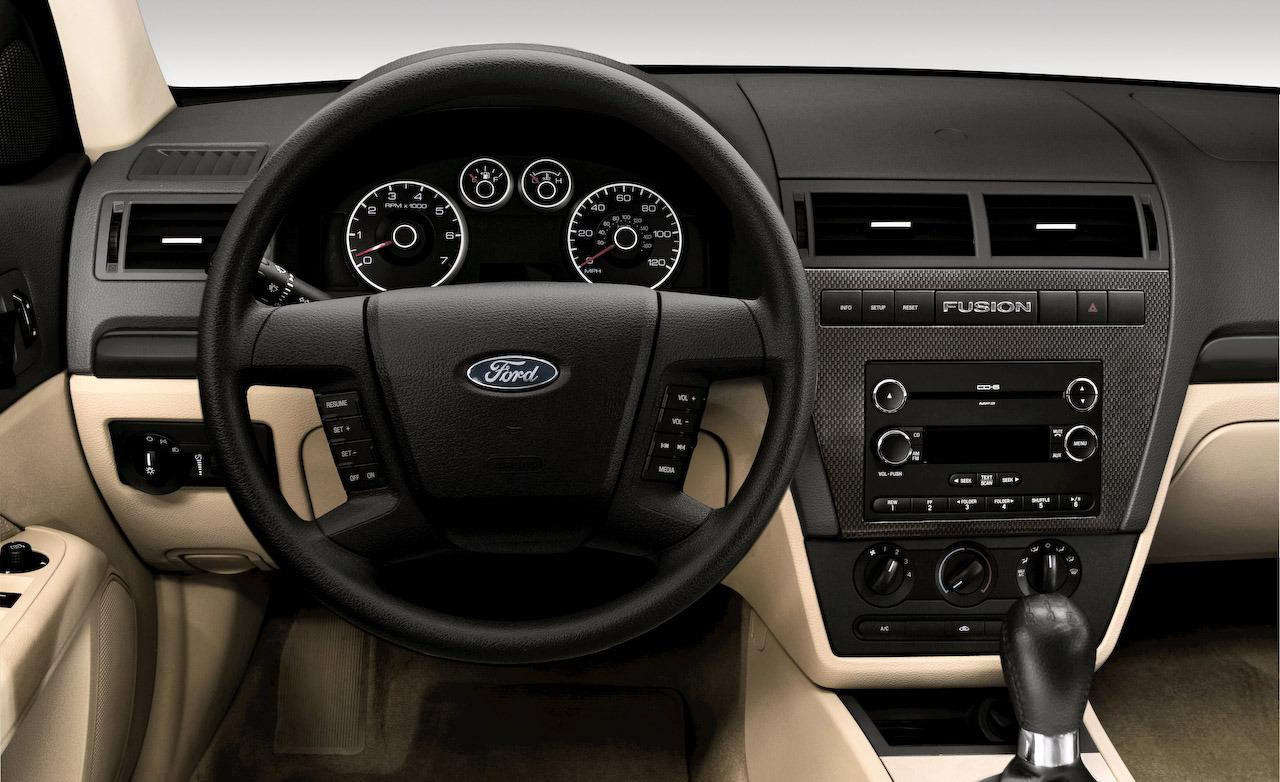 Ford Fusion #11