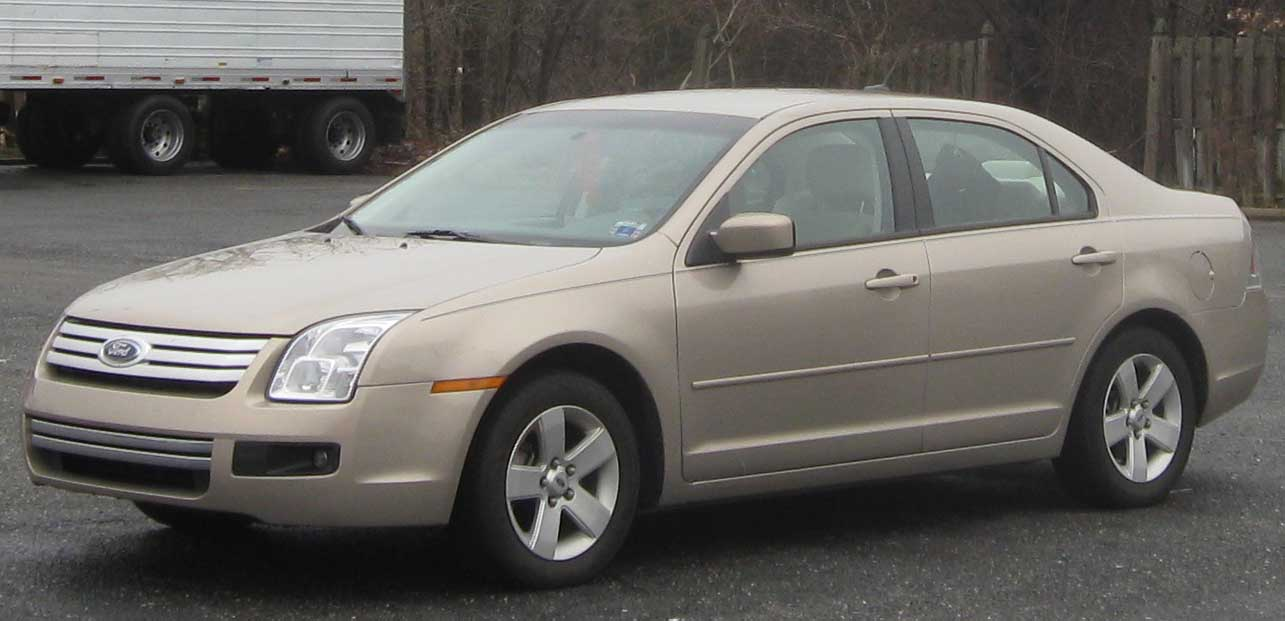Ford Fusion #15