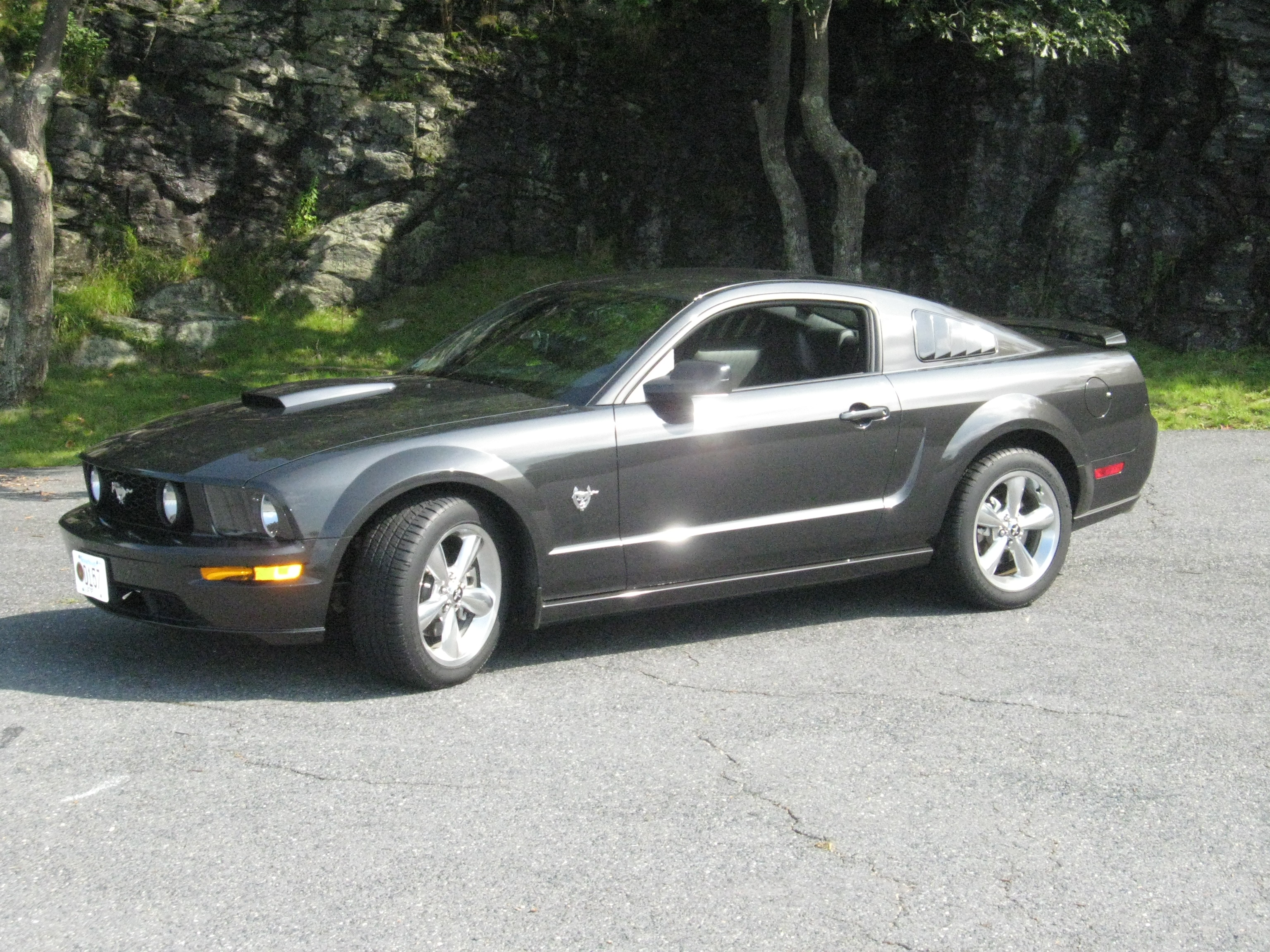 2009 ford mustang image 12