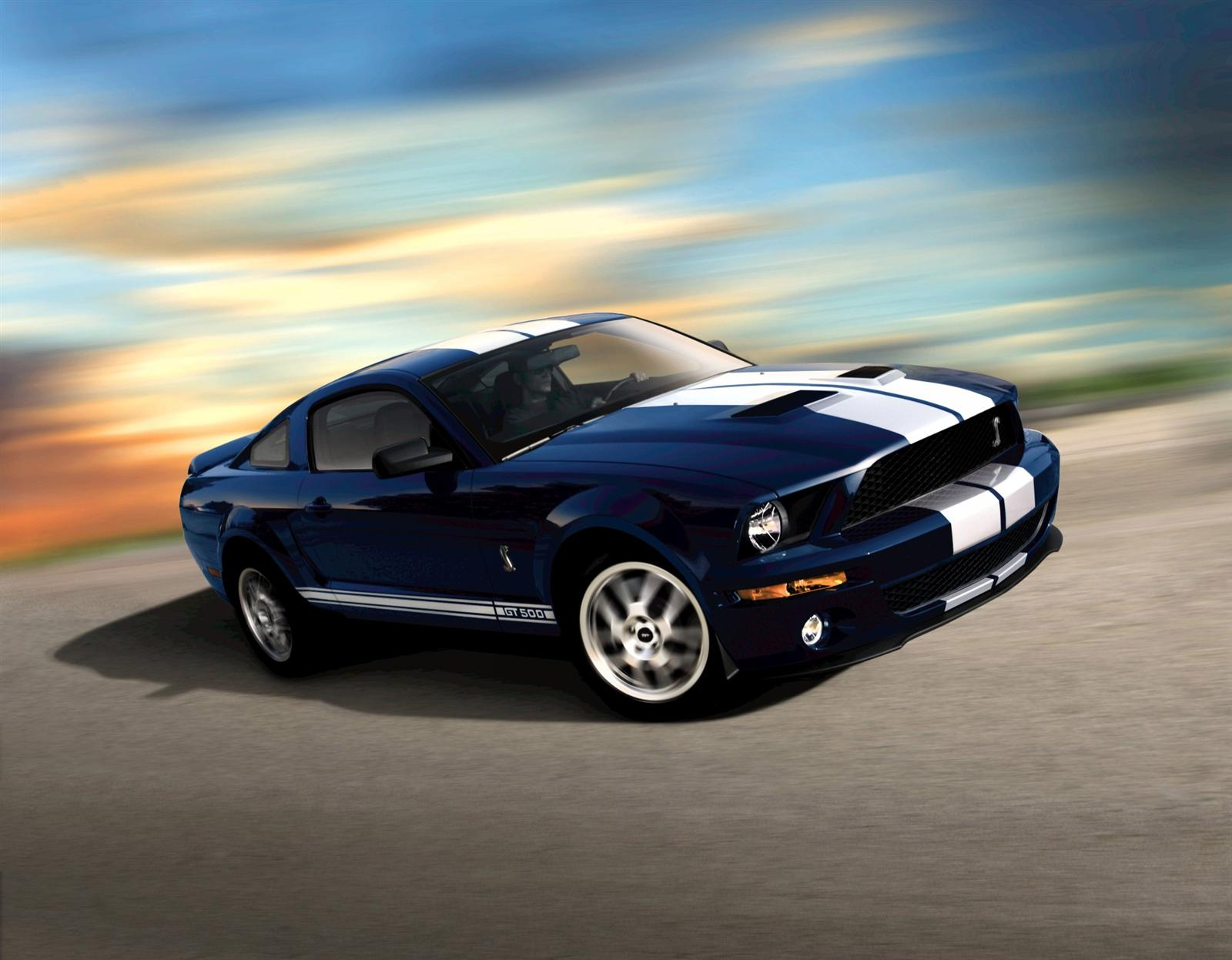 Ford Shelby GT500 #13