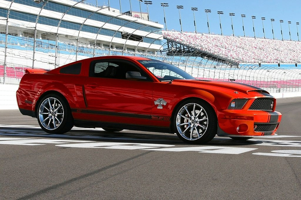 Ford Shelby GT500 #14